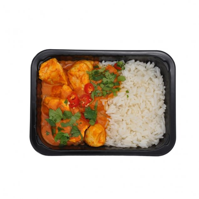 Chicken Tikka | Rice