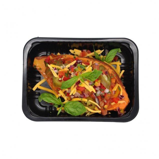 Veggie Fully Loaded Chilli Sweet Potato
